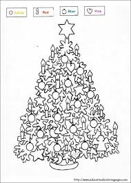 Color dozens of pictures online, including all kids favorite cartoon stars, animals, flowers, and more. Christmas Coloring Educational Fun Kids Coloring Pages And Preschool Skills Worksheets