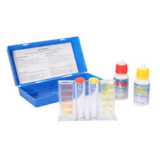Pool Test Kit Chart Portable Ph Chlorine Water Quality Test Kit Swimming Pool Spa Test Indicator W Color Chart