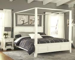 Twin Bed Stand Canopy Bed Frame Elegant Bed Stand Twin Size Bed ...