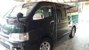 Ads - Van for Sale - Toyota KDH 200 Super GL van for sale in Matugama