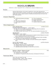 Resume Template Open Office – Onairproject.info