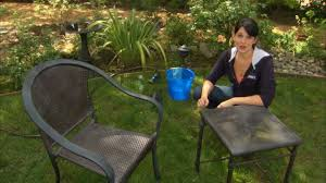 How to Clean Patio Furniture Decks Grills and Outdoor Rugs