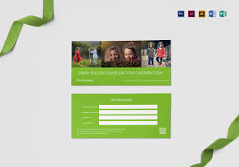 Photography Gift Certificate Design Template In Psd Word Publisher