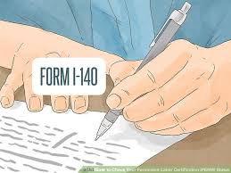 How To Check Your Permanent Labor Certification Perm Status