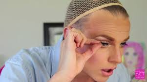 courtney act make up tutorial drag make up