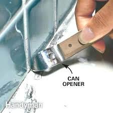 remove old caulk from bathtub removing old caulking around bathtub photo 2 se out the old