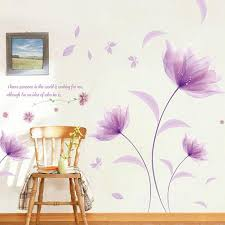 Small Picture Compare Prices on Flower Design Wall Stickers Online ShoppingBuy
