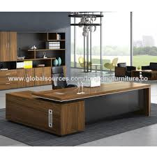 Image Executive China Luxury Ceo Manager Table Design Melamine Wooden Executive Modern Office Desk Global Sources China High End Office Furniture From Foshan Manufacturer Foshan