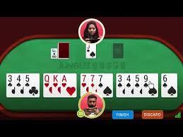 junglee rummy play indian rummy card