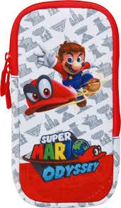 <b>Hori</b> Набор аксессуаров Mario Odyssey Nintendo Switch NSW-073U