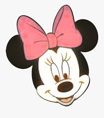 Mickey Mouse Minnie Mouse Clip Art Scalable Vector - Clipart Minnie Mouse  Head , Free Transparent Clipart - ClipartKey