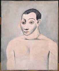 pablo picasso at the art gallery of ontario an artist apart  autoportrait self portrait 1906 oil on canvas musee national picasso paris © picasso estate sodrac 2012 © rmn renegabriel ojeda