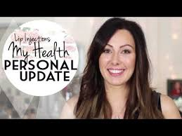 vlog lip injections my health and personal update makeup geek