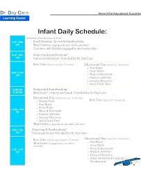 Template Fun Schedule Daily Free Summer Camp Calendar