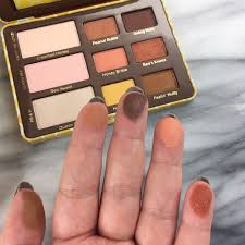 too faced peanut butter and honey. too faced peanut butter and honey palette