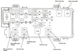 2005 ford explorer ac wiring wiring diagram g7 2005 ford explorer fuse box diagram under hood at 2005 Ford Explorer Fuse Box