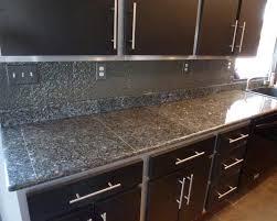 new granite tile countertops ideas