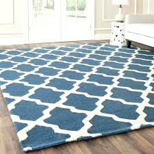 12 x 14 area rugs navy blue ivory ft rug amazing good looking 2