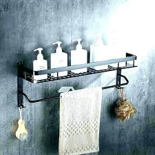 hand towel holder for wall. Bathroom Hand Towel Holder Rack Wall . For