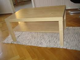 Ikea Lack Coffee Table Flyttdags Loppis Reser Kanadensare
