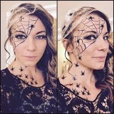 spider web makeup makeup easy last minute diy costume