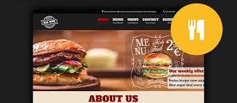 Wp Restaurant Themes 60 Best Wordpress Restaurant Themes 2017