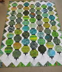 44 best Lantern Quilts images on Pinterest | Quilt patterns, Lamps ... & CHINESE LANTERNS QUILT PCChinese Lantern quilt top Love the colors (I just  discovered and printed out this free quilt pattern the other day! Adamdwight.com