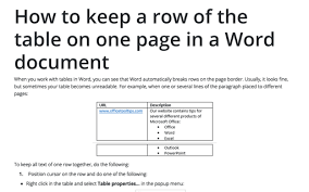 Text Document How To Use Different Page Orientations Inside One Document