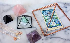 magical meanings uses for triangles pyramids
