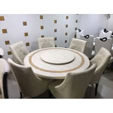 white 5 5 diameter round dining table