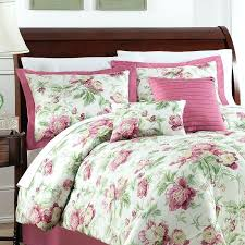 coastline 6 piece comforter set by harbor house traditions forever yours berry