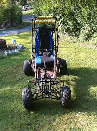 picture of electric go cart