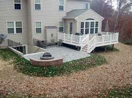 simple decks and patios small backyard decks patios deck decorating ideas outdoor with patio