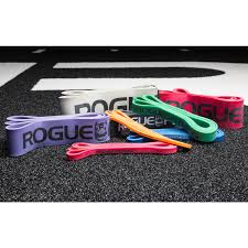 Pull Up Band Assistance Chart Rogue Monster Bands