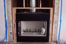 pre fabricated fireplace repair installation