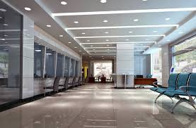lighting design office. lighting ideas elegant open office design with led ceiling recessed