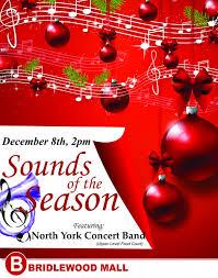 Christmas Concert Poster Christmas Concert Poster Bridlewood Mall