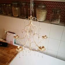 Kronleuchter Hängender Kerzenleuchter Shabby Chick