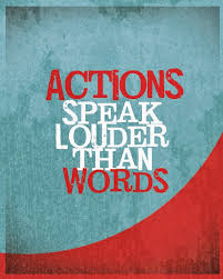 actions speak louder than words clipart  actions speak louder clipart actions speak louder than words