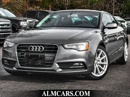 2015 Used Audi A5 2dr Coupe Automatic quattro 2.0T Premium at ALM ...