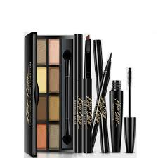 eyes makeup kits eyeliner pencil eyebrow pen mascara eye shadow 4 pcs cosmetic sets makeup kits at jolly chic