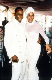 bobby brown and whitney young. 1990 Young Love Bobby Brown And Whitney In