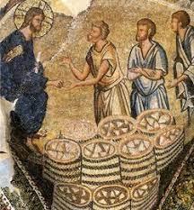 """Lectio divina Domenica """"DELLA MOLTIPLICAZIONE DEI PANI E DEI PESCI"""", XVIII  del Tempo Ordinario A - Abbazia di Pulsano"""