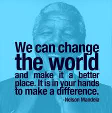 Making A Difference Quotes Beauteous Quote Make A Difference Quotes About Making A Difference In The
