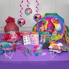 trolls party supplies