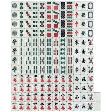 Taiwan Mahjong Scoring Chart Chinese Mahjong Set Of 146 Standard Size 32 Tiles