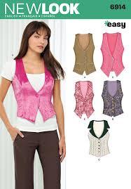 Womens Vest Sewing Pattern Unique Decorating Ideas