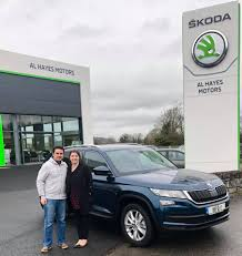 Congratulations to Christopher... - Al Hayes Motors Skoda | Facebook