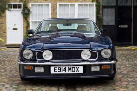 aston martin v8 vantage 1987. 1987 aston martin v8 vantage coupe
