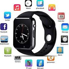 Smart Watch Phone; Cheap Smartwatch Android; Latest Fitness Connect To Best Looking With Camera; New Android